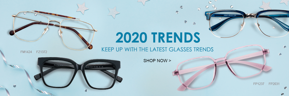 Eyeglasses Trends 2020